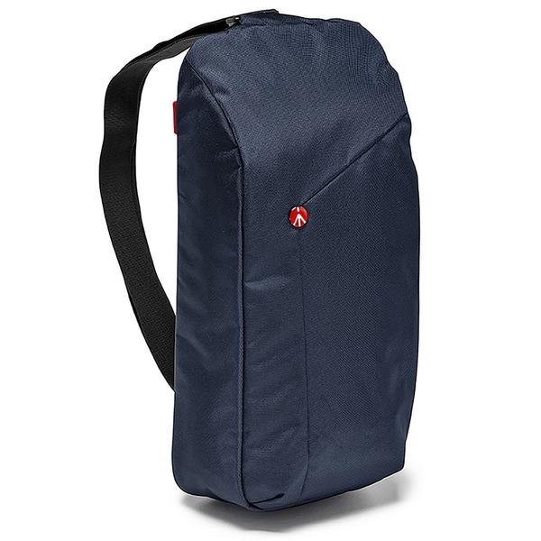 ◎相機專家◎ Manfrotto Bodypack 開拓者隨身相機包 深藍色 MB NX-BB-IBU 相機包 正成公司貨