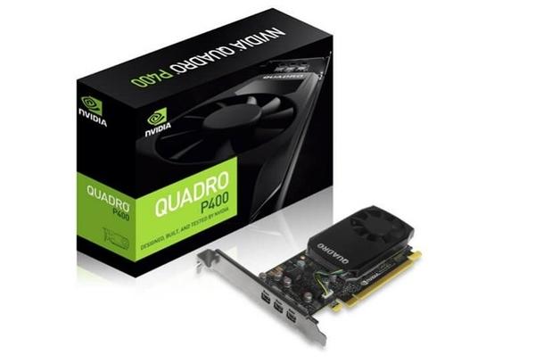9.9成新 麗臺 NVIDIA Quadro P400(DP)繪圖卡(僅外盒小破,內全新)【刷卡含稅價】