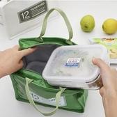便當包漆皮PU野餐包鋁箔保溫袋保冷包手提袋 完美計畫