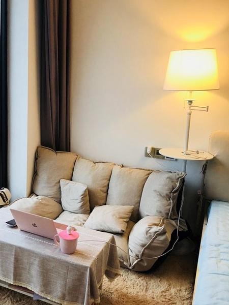 懶人沙發榻榻米摺疊沙發床兩用雙人日式多功能小戶型臥室小沙發椅NMS小明同學