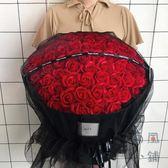 現貨 玫瑰花束生日求婚表白禮物仿真假花禮盒【南風小舖】