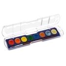 【義大利 GIOTTO】331100  水彩粉餅(金屬8色) /盒