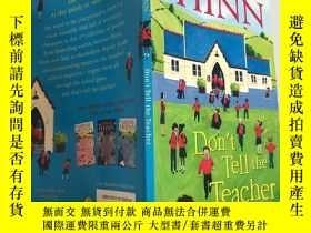 二手書博民逛書店gervase罕見phinn don t tell the teacher別告訴老師Y200392