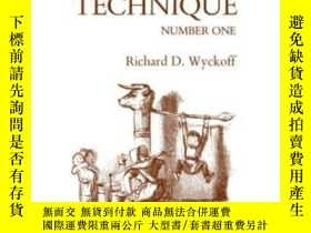二手書博民逛書店Stock罕見Market Technique, No. 1 (fraser Publishing Library