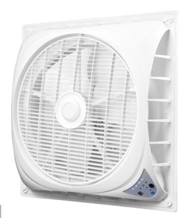 樂司科LSK AirEgg巨蛋【LSK-1631P 】家居版 天花板安裝節能循環吸頂扇