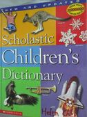 【書寶二手書T1/字典_WDM】Scholastic Children s Dictionary_Scholastic Inc.