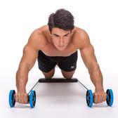 健腹輪腹肌輪男士初學者鍛煉鍊腹肌訓鍊輔助器健身器材家用減肚子