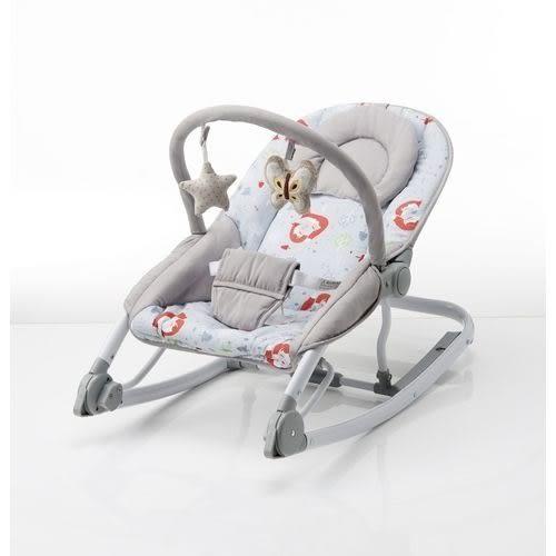 Baby City 娃娃城 搖搖椅(附海星與蝴蝶填充玩具)-BB41029