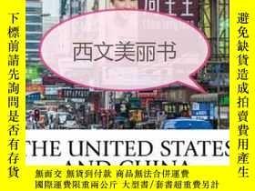 二手書博民逛書店【罕見】2015年出版The United States and