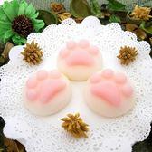 婚禮小物-粉嫩貓掌手工皂