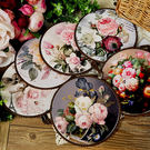 zakka 陶瓷軟木隔熱墊耐熱廚房用040567通販屋