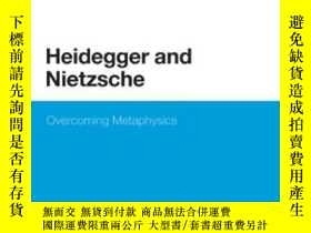 二手書博民逛書店Heidegger罕見And NietzscheY256260 Louis P. Blond Continuu