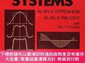 二手書博民逛書店Signals罕見and Systems (Prentice-Hall signal processing ser