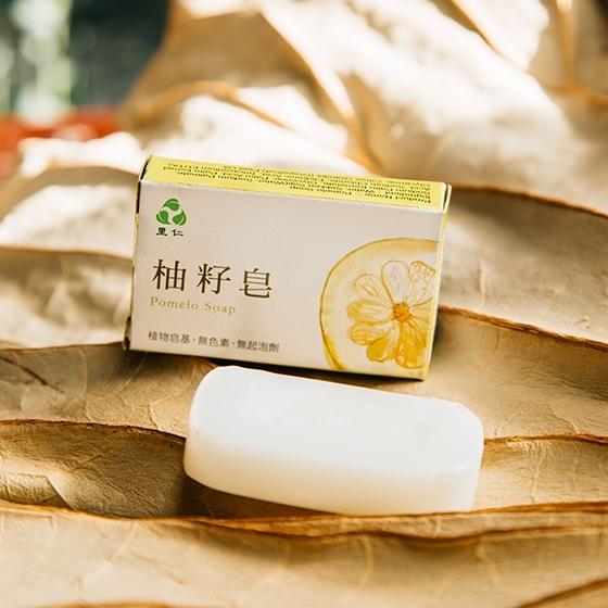 里仁柚籽皂100g