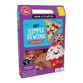 [KLUTZ] JR.My Simple Sewing 小小孩玩縫紉(縫紉創作/手作體驗/專注力)