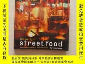 二手書博民逛書店the罕見world of street food:easy q