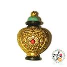 圓滿寶瓶(銅)可裝臟 附項鍊 【十方佛教文物】