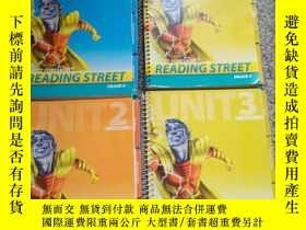 二手書博民逛書店SCOTT罕見FORESMAN Reading STREET Grade 6 VOLUME 1 UNIT 1.1.