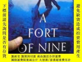 二手書博民逛書店A罕見Fort of Nine TowersY15389 Qai