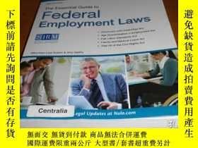 二手書博民逛書店The罕見Essential Guide to Federal