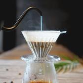 TIMEMORE泰摩冰瞳手沖咖啡套裝組(玻璃分享壺360ml+PC濾杯00號1人份)