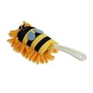 迷你超吸纖維靜電除塵刷-蜜蜂