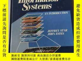 二手書博民逛書店Geographic罕見Information systems:地理信息系統Y200392