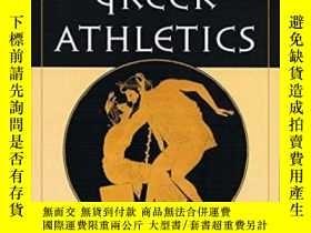 二手書博民逛書店Eros罕見And Greek AthleticsY255174