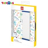 玩具反斗城  LEGO創意組合筆記本 - 白色