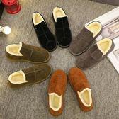 冬季新款冬鞋保暖加絨百搭韓版雪地靴女短筒短靴平底學生棉鞋 童趣潮品