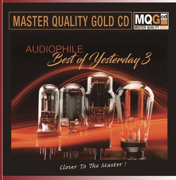 【停看聽音響唱片】【MQGCD】Audiophile Best Of Yesterday 3