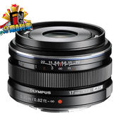 【24期0利率】拆鏡 OLYMPUS M.ZUIKO ZD 17mm f1.8 ((黑色)) 元佑公司貨 17/1.8