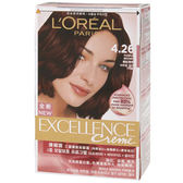Loreal巴黎萊雅優媚霜三重護髮染髮劑#4.26【康是美】
