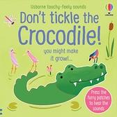 Don't Tickle The Crocodile! 別對鱷魚搔癢!觸摸音效書