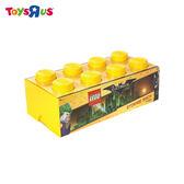 玩具反斗城  LEGO樂高 收納盒 經典黃