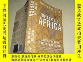 二手書博民逛書店THE罕見STARE OF AFRICA11398 MARTIN