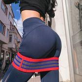 每週新品暴走的蘿莉 瑜伽深蹲減肥女翹臀彈力帶健身阻力拉伸訓練拉力圈