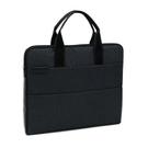 公文包帆布手提包男商務包公事包會議文件袋業務資料包女士手拎包