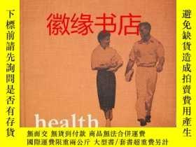 二手書博民逛書店Health罕見for effective living(第二版