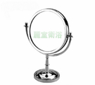 【麗室衛浴】DAY&DAY 廚房不鏽鋼系列產品 桌上型雙面明鏡 1006LC