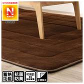 吸濕發熱 暖桌用墊 N WARM 正方形 FLANNEL Q 19 NITORI宜得利家居