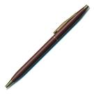 CROSS 高仕 2202 酒紅桿金夾原子筆