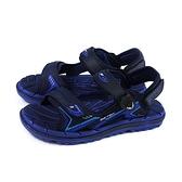 G.P (GOLD PIGEON) 阿亮代言 運動型 涼鞋 藍色 男鞋 G1688-20 no385
