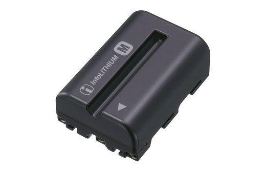 【震博】Sony NP-FM500H 原廠長效電池 (分期0利率;台灣索尼公司貨)