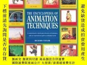 二手書博民逛書店Encyclopedia罕見Of Animation Techniques-動畫技術百科全書Y436638 R