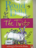 【書寶二手書T4/原文小說_FSD】The Twits_DAHL, ROALD