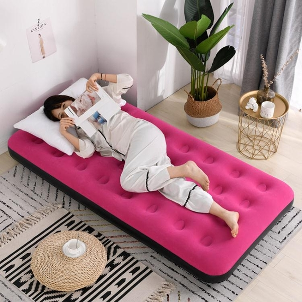 充氣床墊單人家用 雙人加厚懶人氣床 旅行便攜折疊氣墊床  【全館免運】