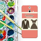 ✿ 3C膜露露 ✿ HTC One E8【婚姻*水晶硬殼 】手機殼 保護殼 保護套 手機套
