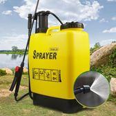 喷雾器 打農藥農用噴霧器手動消毒背負式噴霧器配件噴壺噴水壺高壓打藥機 igo阿薩布魯