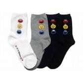 韓國 芝麻街/嚕嚕米/心型花朵 四分襪(1雙入) 款式可選【小三美日】顏色隨機出貨